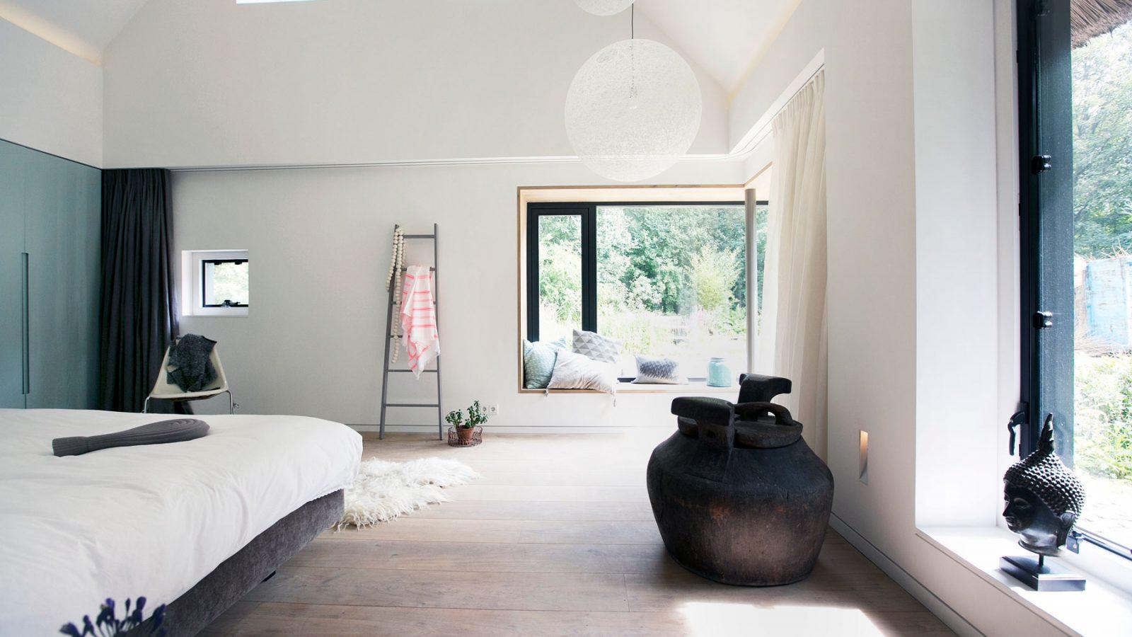 villa Bentveld slaapkamer