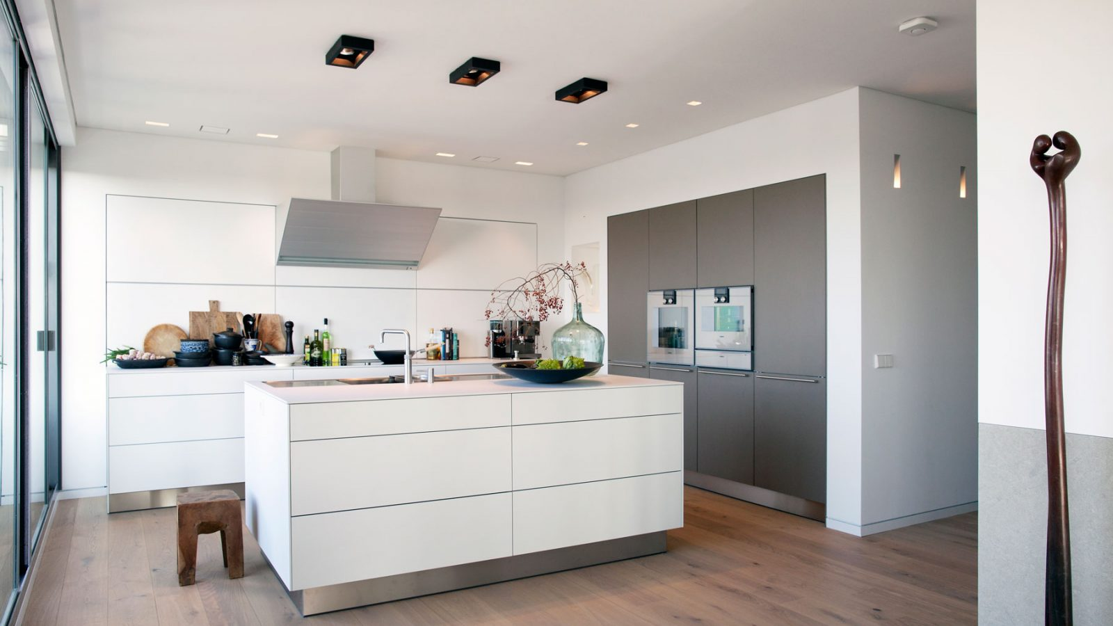 penthouse keuken