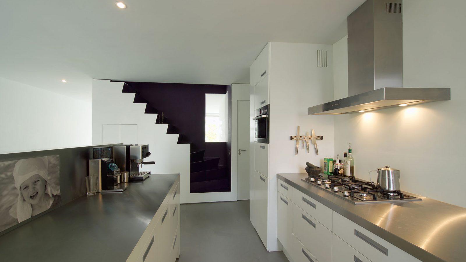 loft - keuken